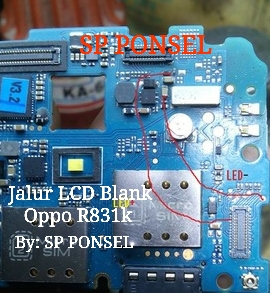 Solusi Jalur Lampu Lcd Mati Oppo Neo 3 R831k Problem Solved Search 4ll